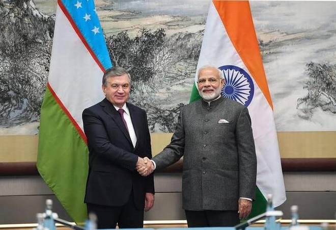India, Uzbekistan to Route Their Trade Though Chabahar