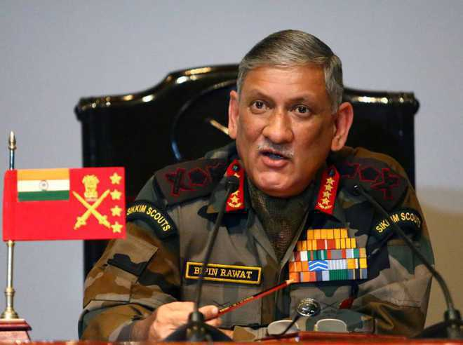 Army Chief Okays Force Restructuring