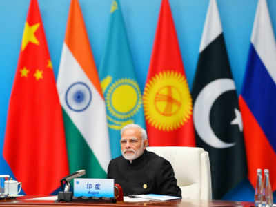India Only SCO Member to Oppose China's BRI