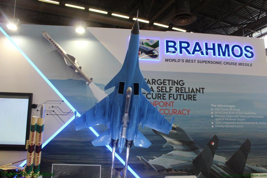 Eurosatory 2018: BrahMos Cruise Missile Under the Spotlights