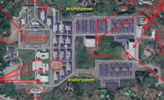 China's New, Secret Missile Garrison in Sichuan Can Target All of India and Beyond