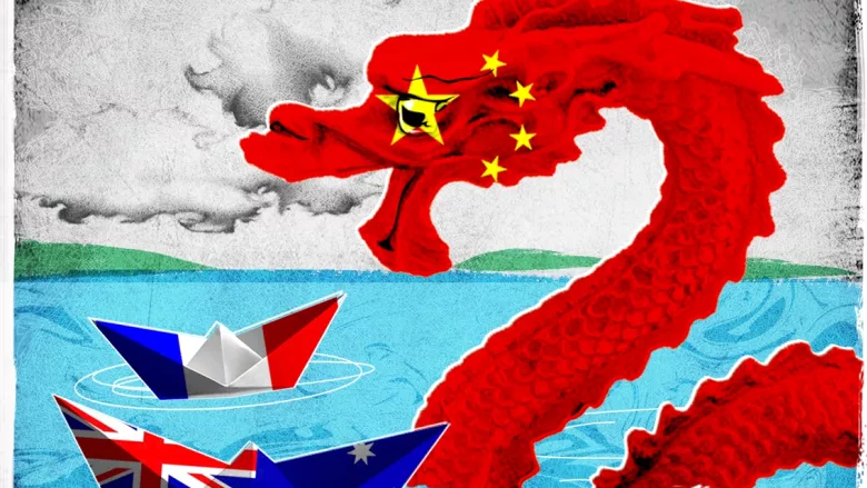 Great Powers Stepping Up On China