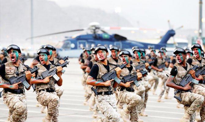 Saudi Cadets to Undergo Training in India