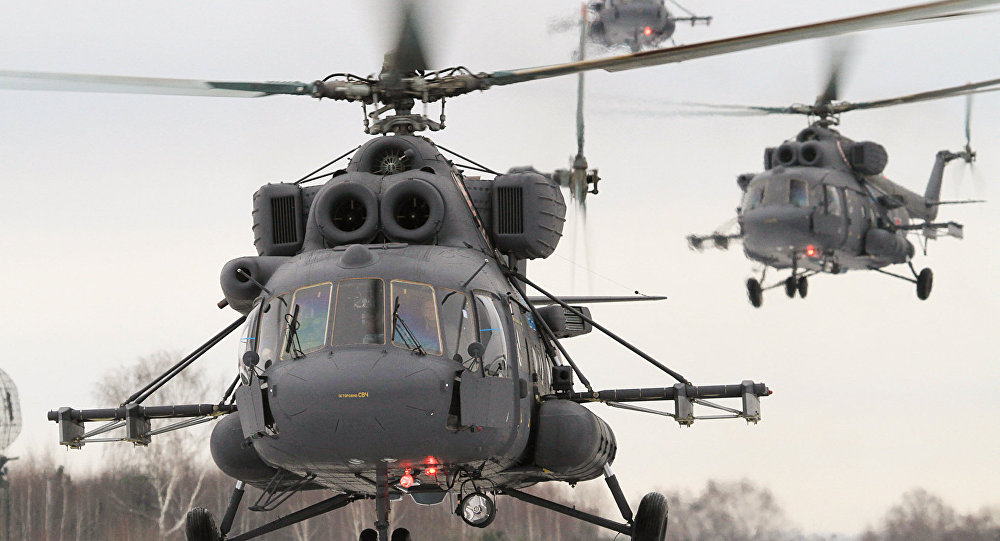 Russia May Sell 48 Mi-17 Helicopters to India