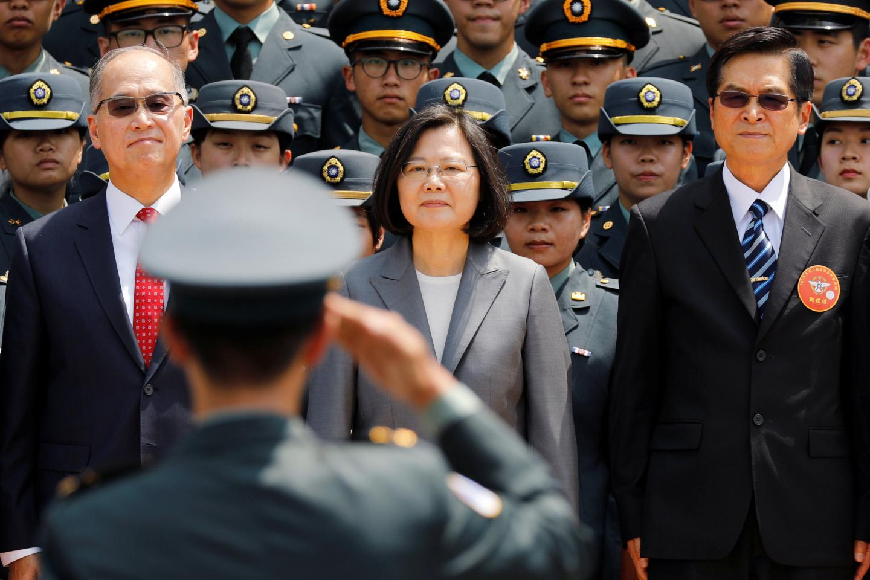 Taiwan Under (Diplomatic) Siege
