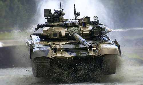 MoD Gives Nod to Acquire 464 New T-90 Main Battle Tanks for the Indian Army
