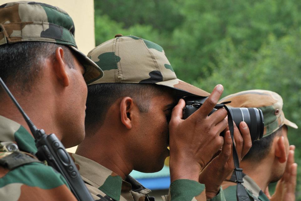 Army Deserves Break from Headlines