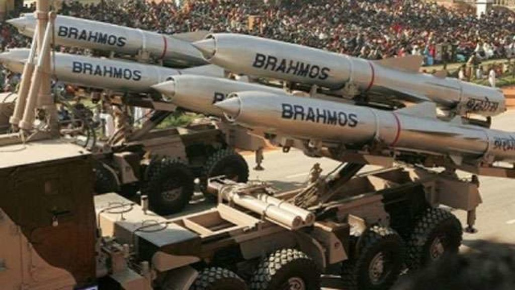 India Successfully Test-Fires BrahMos Supersonic Missile
