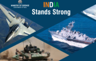 India Stands Strong: Dreary Showcasing of MoD's Achievements