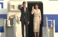 South Korean President Moon Jae-in Arrives in India on Maiden Visit