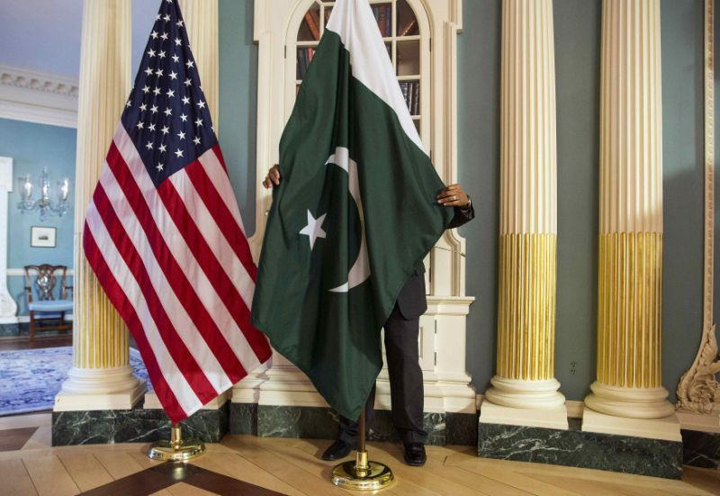 Exclusive: As Trump Cracks Down on Pakistan, U.S. Cuts Military Training Programs