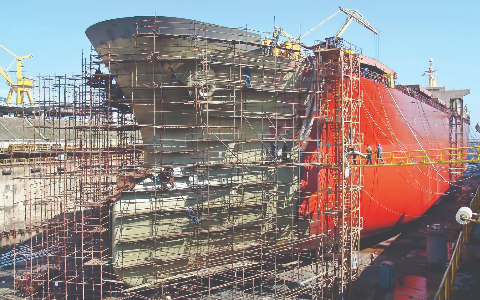 World Markets now on Garden Reach Shipbuilders' Radar