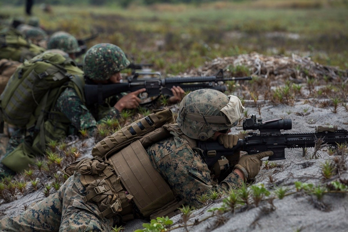 Pentagon to Spend Nearly $5M on Marine Corps Mission in the Philippines