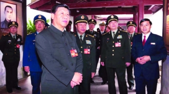 All Is Not Well in China's PLA