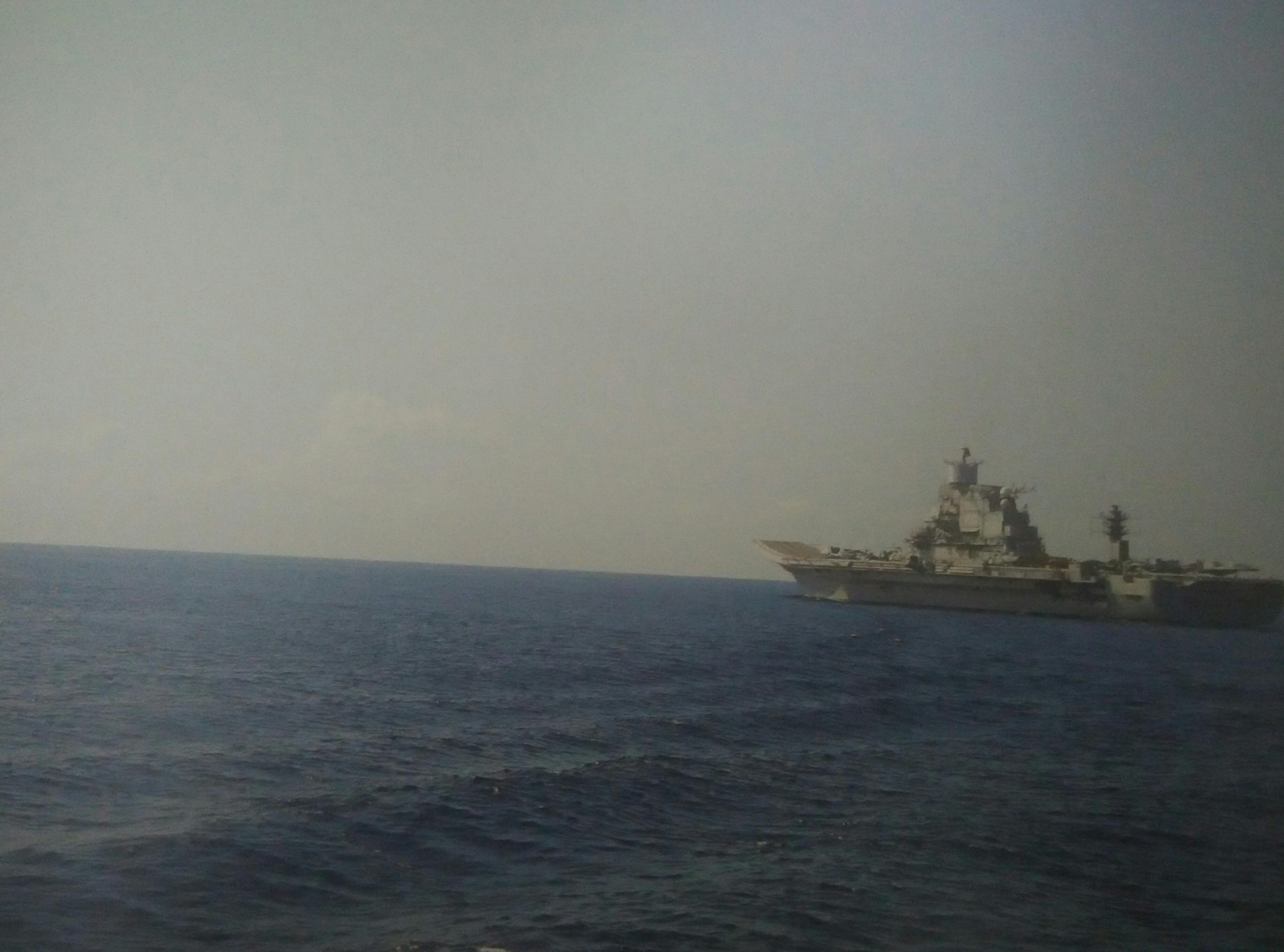 How India Can Counter China in Indian Ocean
