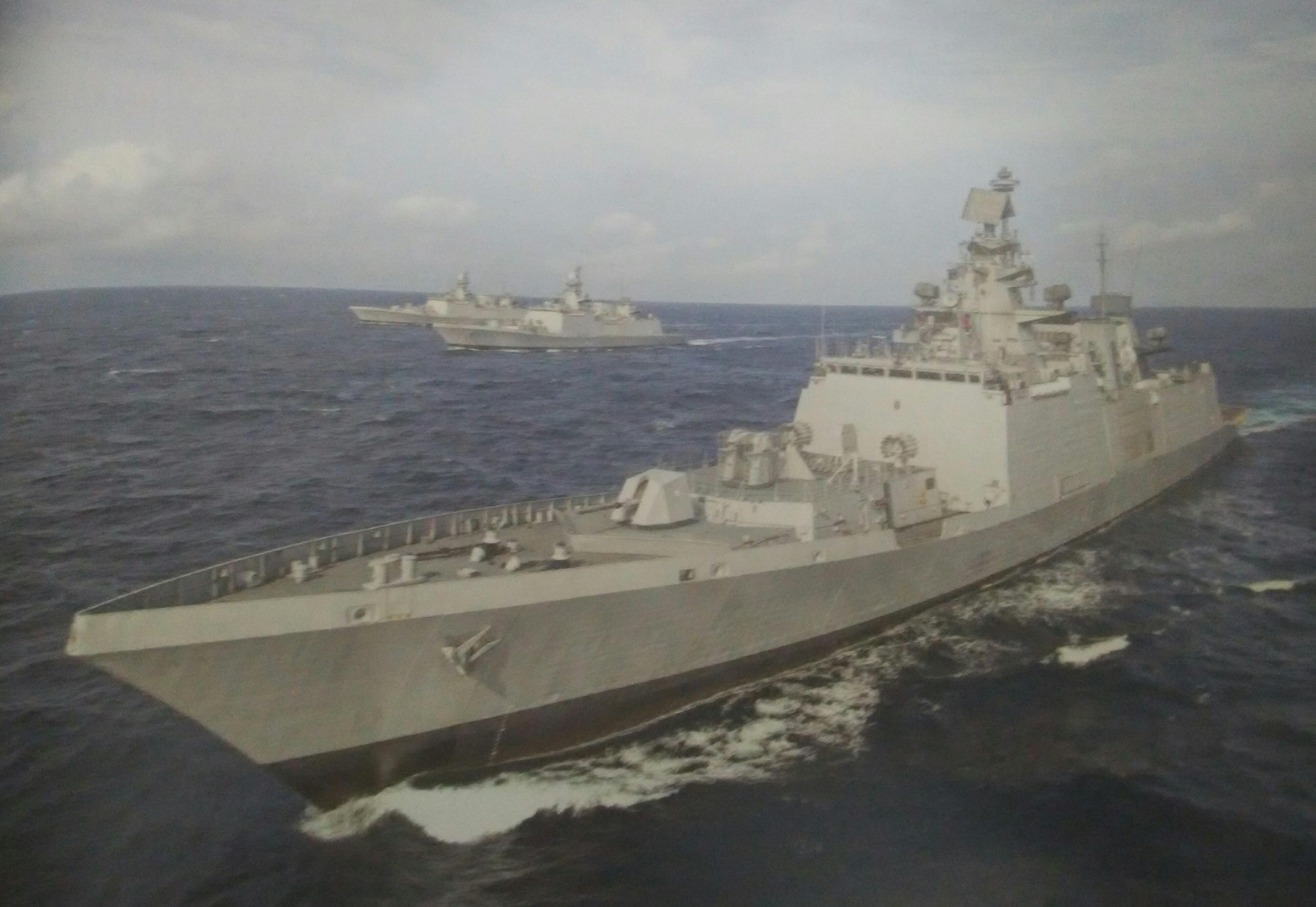Naval Air: India Falls Farther Behind China