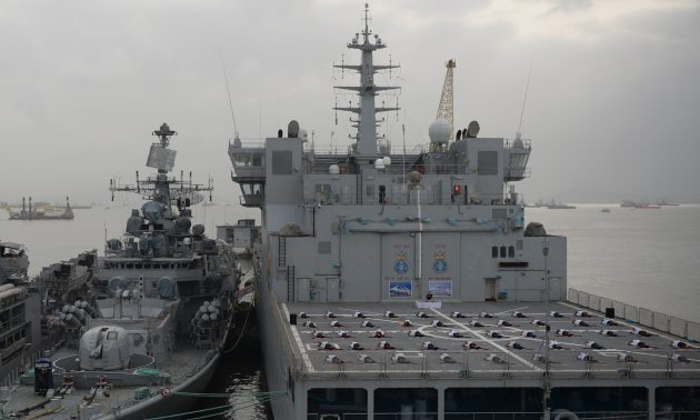 Politics Holding up $3-Billion Indian Warships Deal: Report