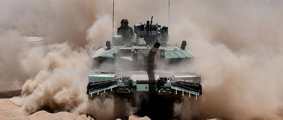 RInfra to Deliver Parts Prototypes for Arjun Mark II Ahead of Schedule