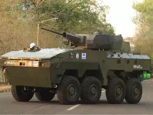 Tata Motors to Showcase its Indigenously Build Combat Vehicles at BIMSTEC summit