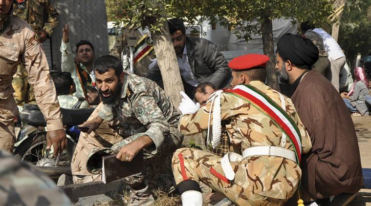 Iran: Gunmen kill 25, Including 12 Revolutionary Guards, In Attack on Military Parade
