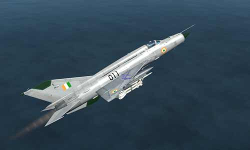 India to Gift Airworthy Made in India Mig-21 to Russian President Putin