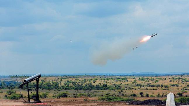 Smaller Anti-Tank Missile to Follow Nag's Success