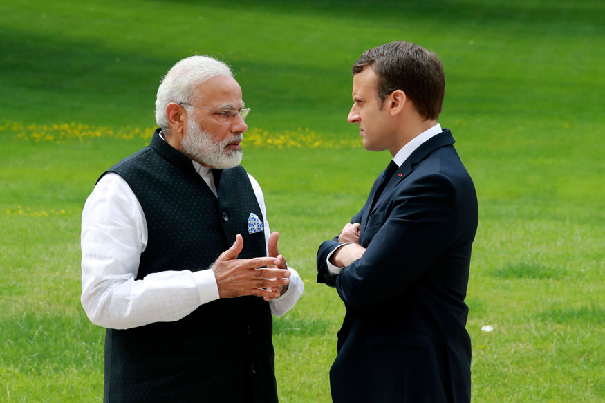 France Fears Strained Ties with India After Hollande Fans Controversy Over Rafale Deal