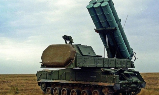 Russia Offers Buk, Tor SAMs Along With S-400 to Form Indian Air Defence Network