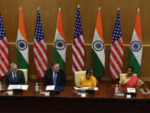First 2+2 Dialogue 'Defining Moment' for Indo-US Relations: Mattis