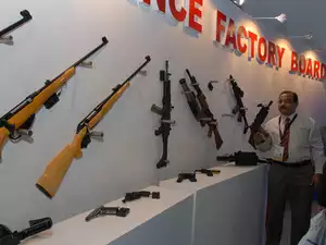 Ordnance Factory Board Targets Rs 1,000 Crore Worth of Exports in Two Years