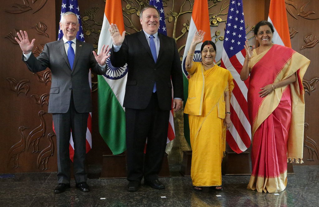 India's Dilemmas in Pursuance of its Strategic Relations with USA