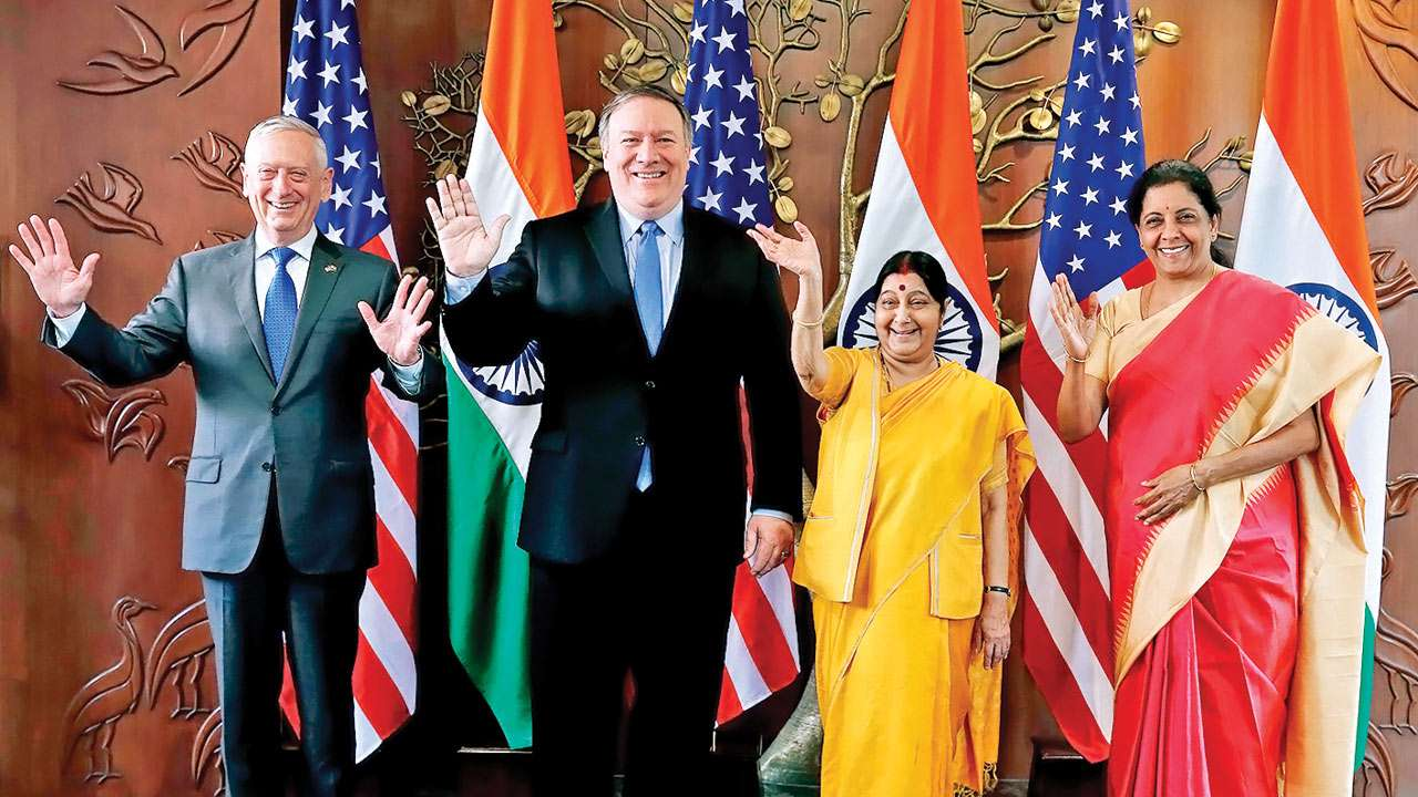 What 2+2 talks mean for India