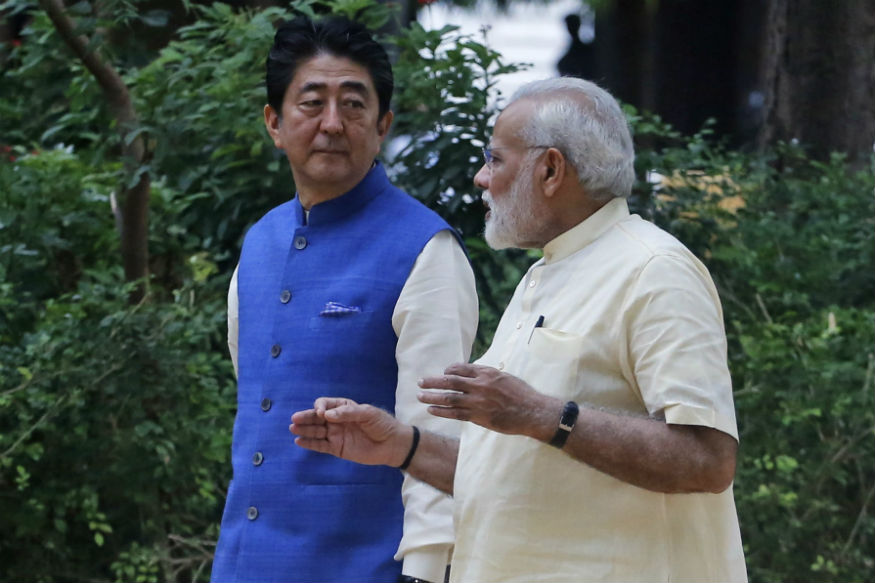 Eye on China, India and Japan Likely to Ink New Pact to Access Each Other's Naval Bases