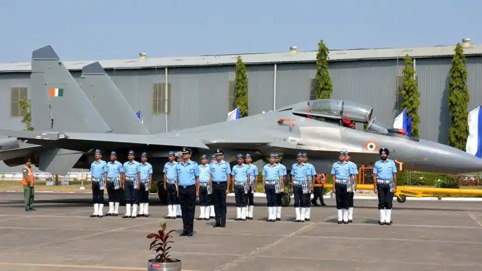 First Indigenously Overhauled Sukhoi Su-30MKI Jet Handed Over to IAF