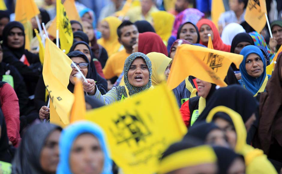 Maldives Election Sets New Course for the Nation