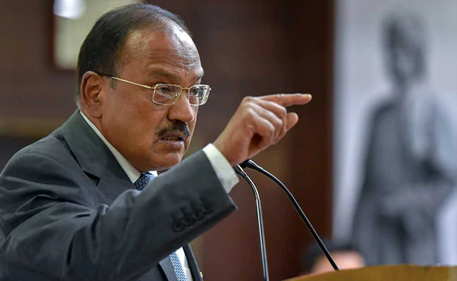 With 3 Deputies Under Him, NSA Ajit Doval has Become a Major Power Centre