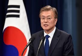 South Korean President Moon Jae-in Floats Possibility of Japan-North Korea Summit