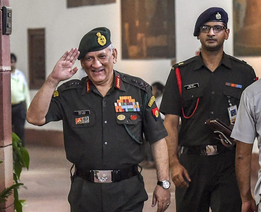 Indian Army Chief's Plan to Cut Cadre and Restructure Force Faces Opposition From Within