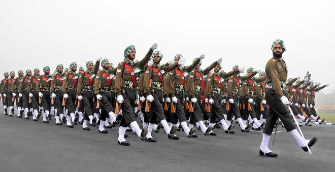 Army Aims To Cut Troop Strength by 1 Lakh