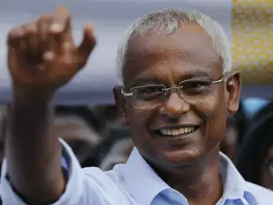 Modi's Maiden Maldives Trip Signals Support for Solih Government