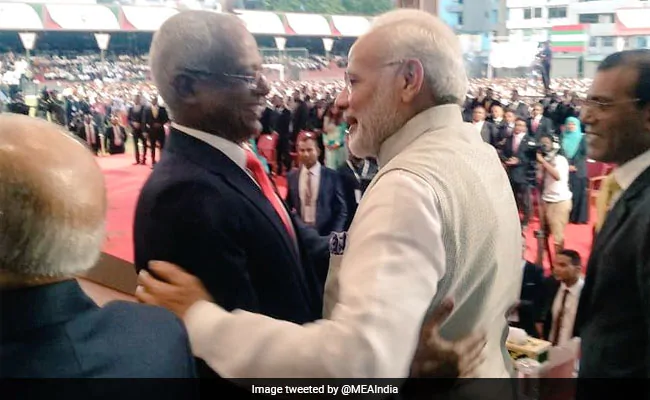 PM Clears India's Stand as Maldives Worries About 'Loot' in Chinese Boom