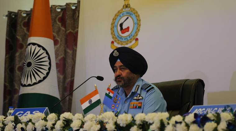 Pace of Modernisation in Neighbourhood is a Concern: IAF Chief BS Dhanoa