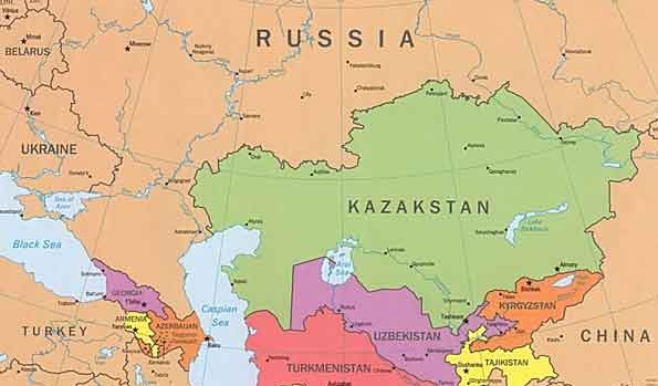 India and the New Great Game in Central Asia