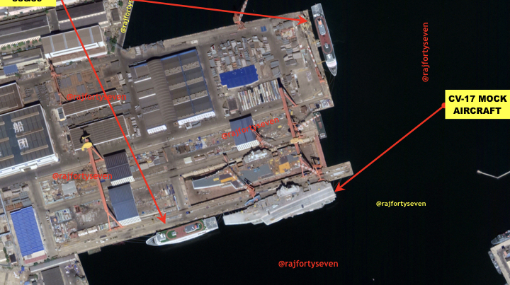 China's Second Aircraft Carrier is Well on its Way, Far Earlier Than Expected
