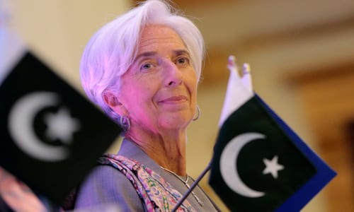 IMF Team in Pakistan as China Pledges Economic Aid