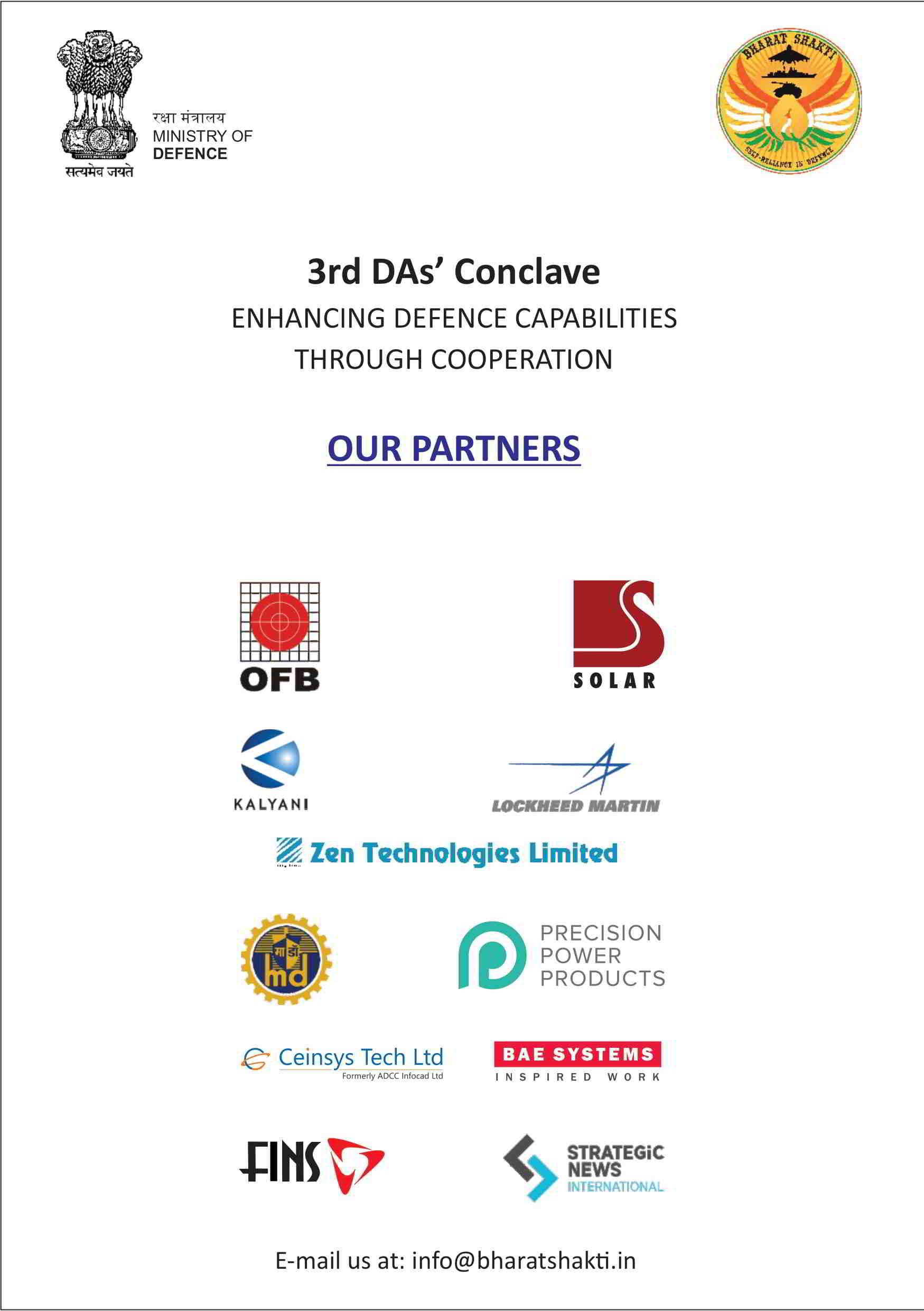3rd DA's Conclave
