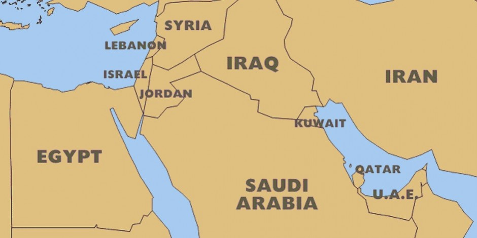 Changing Political Landscape in West Asia