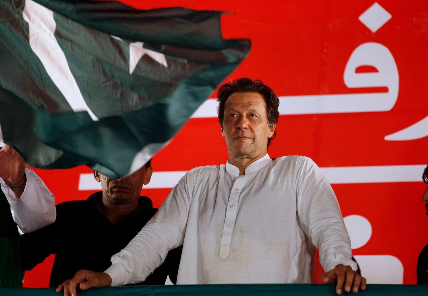 Pakistani Leader to the U.S.: We're Not Your 'Hired Gun' Anymore