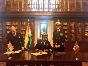 India Signs Ascension Pact to the 30-Member Trans Regional Maritime Network