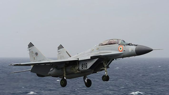 MiG-29K Issues: India Discusses 'Problems' With Russia at Defence Ministers' Meet